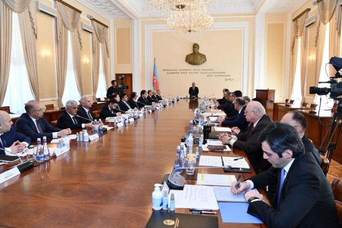 Operational Headquarters holds meeting on special quarantine regime in Azerbaijan
