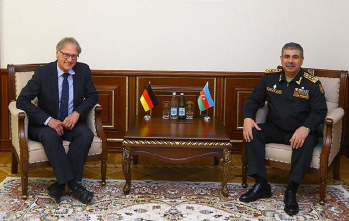 Ambassador: Germany seeks to develop military cooperation with Azerbaijan