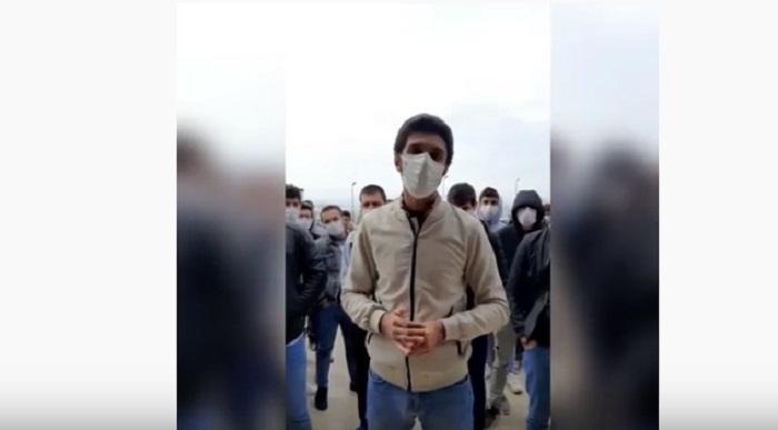 """Naxçıvandakı tələbələr: """"Yayılan videoda səsimiz montaj olunub"""" - (VİDEO)"""
