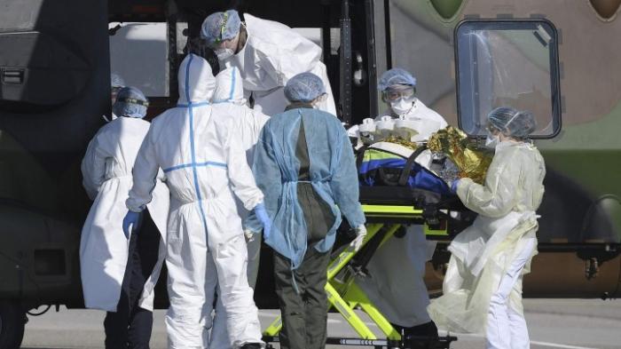 Weltweit über 800.000 Menschen mit dem Coronavirus infiziert