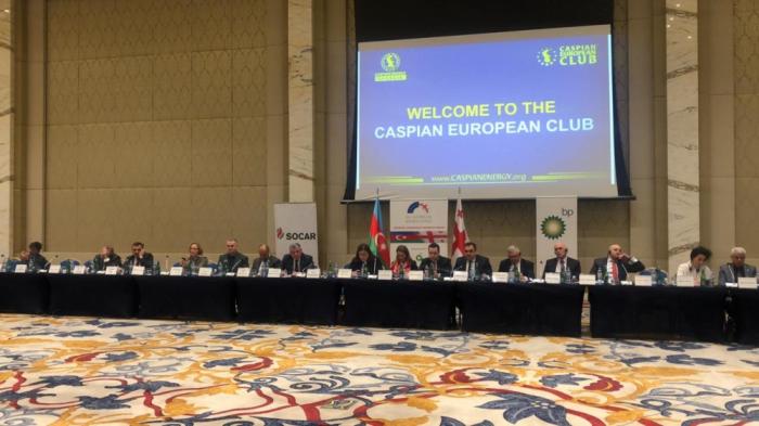 Caspian European Club takes part in Georgia-Azerbaijan Business Forum