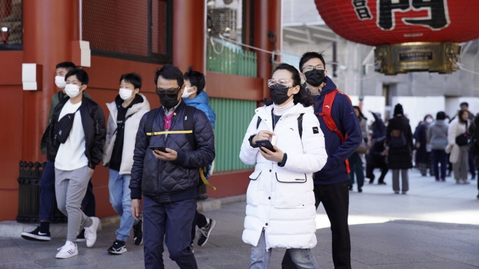 Chinese government suspects US involvement in coronavirus splash