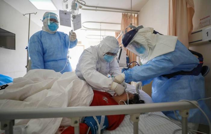 Çində 57 min nəfər koronavirusdan sağalıb