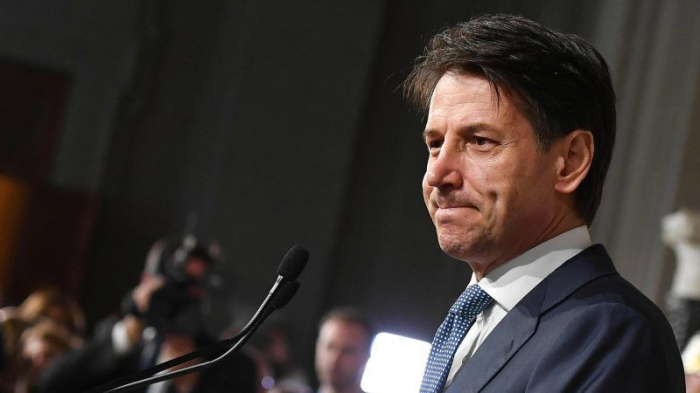 Italy PM Conte to resign on Tuesday