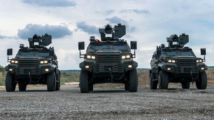 Export of defense industry products from Turkey to Azerbaijan increased