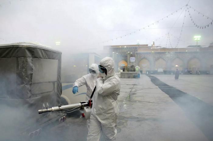 İranda koronavirusdan 2234 nəfər ölüb