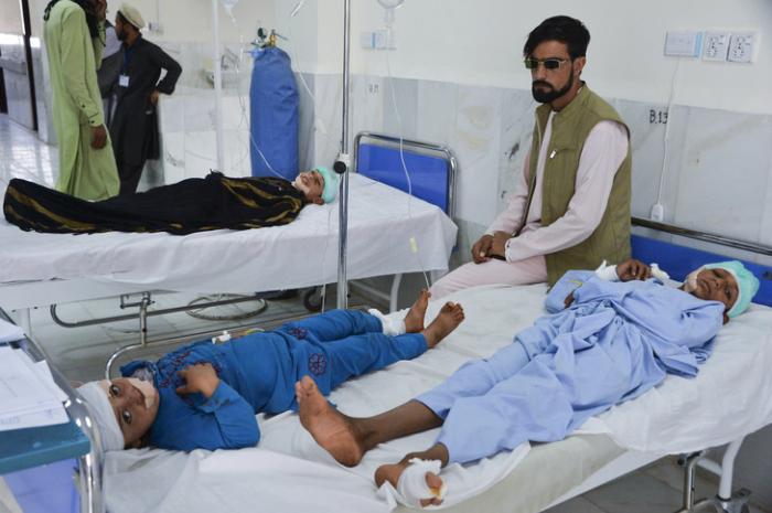 Afghanistan:   trois morts et 11 blessés dans un attentat dans l