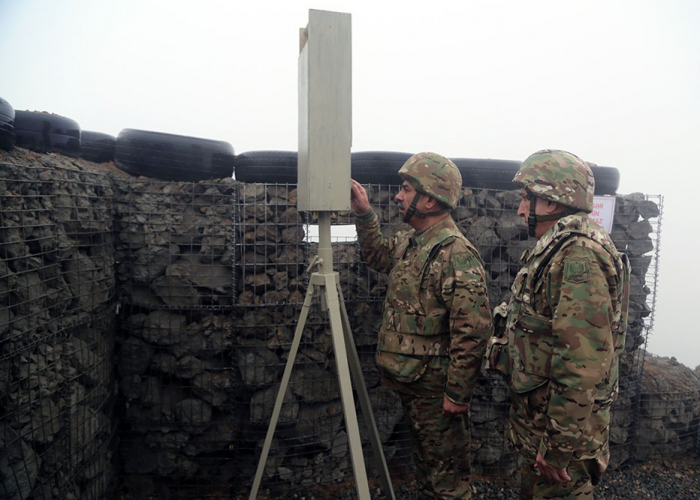 Work carried out in the Azerbaijan Army is in the center of attention of the Supreme Commander-in-Chief -  VIDEO