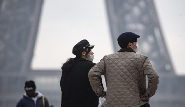 Fransada virusdan ölənlərin sayı 2314 oldu