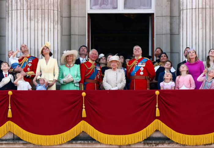 UK royals set for last big get together before Harry and Meghan