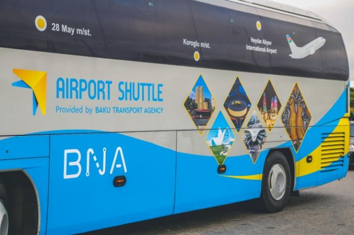 Hava limanı istiqamətində avtobusların fəaliyyəti dayandırıldı