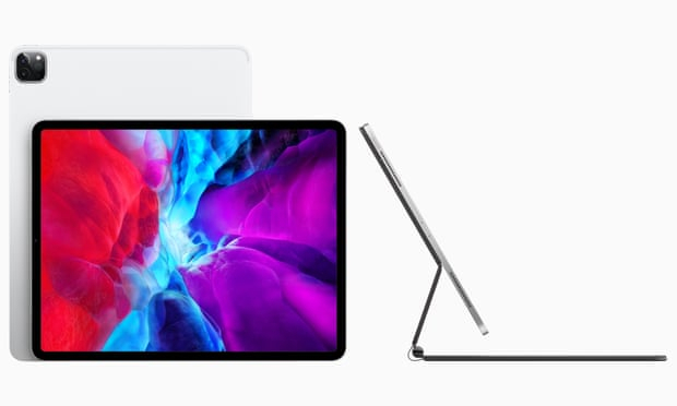 Apple unveils iPad Pro with 3D scanner in major redesign