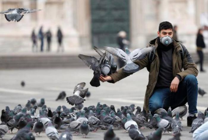 İtaliyada bir gündə 349 nəfər öldü