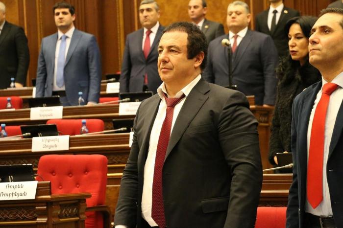 Ermənistanda siyasi narazılığa səbəb oldu