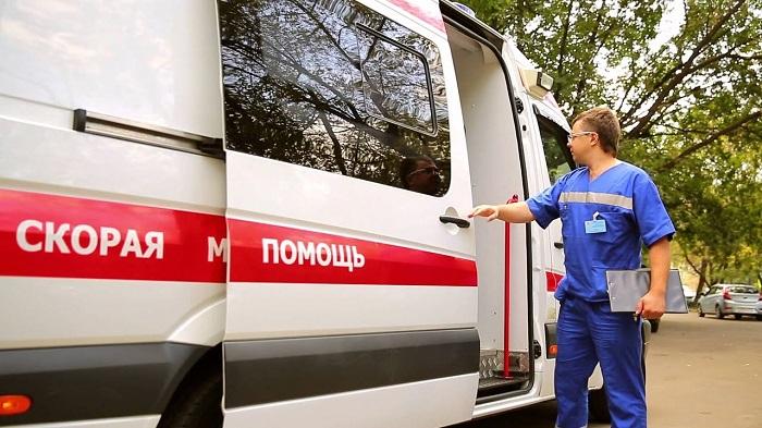 Rusiyada raket anbarında partlayış olub - Yaralılar var