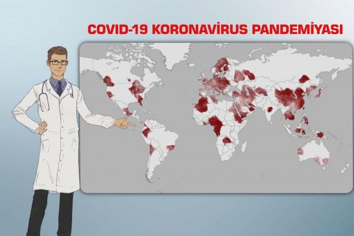 Koronavirusla bağlı xüsusi videoçarxlar hazırlandı - VİDEO