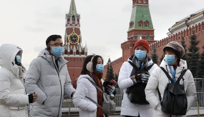 Rusiyada daha 54 nəfərdə koronavirus aşkarlandı