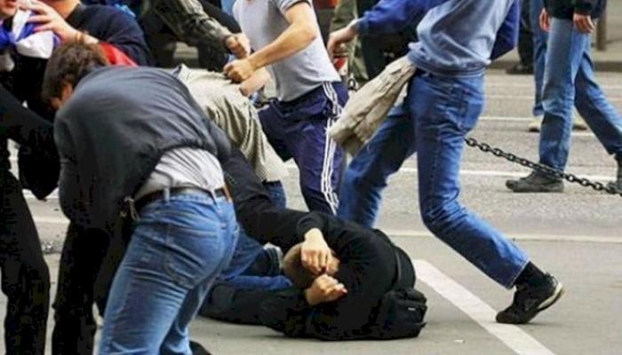 Azərbaycanlılar və ermənilər arasında dava düşdü