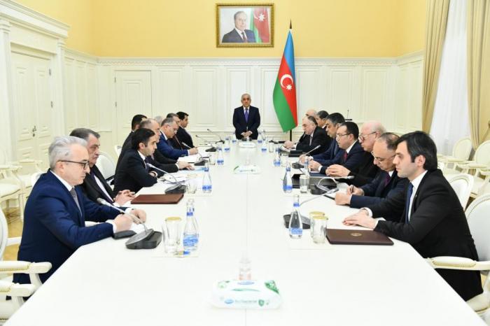 Operativ Qərargahın növbəti iclası keçirildi