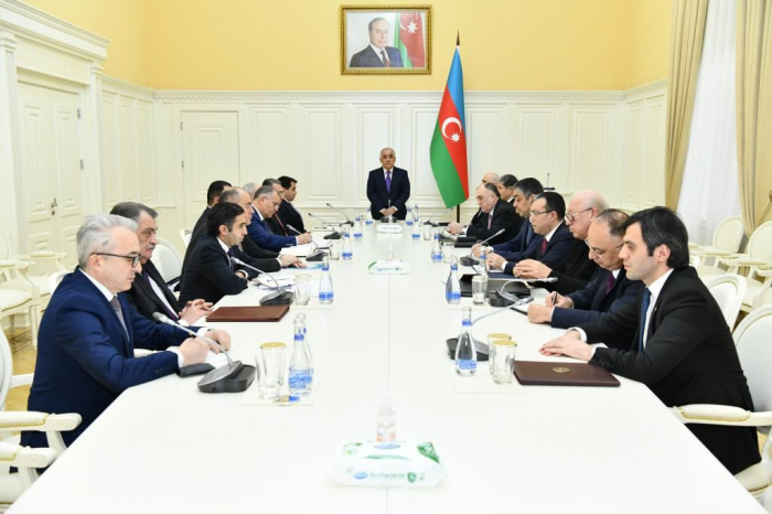 Operational Headquarters under Azerbaijani Cabinet of Ministers holds another meeting