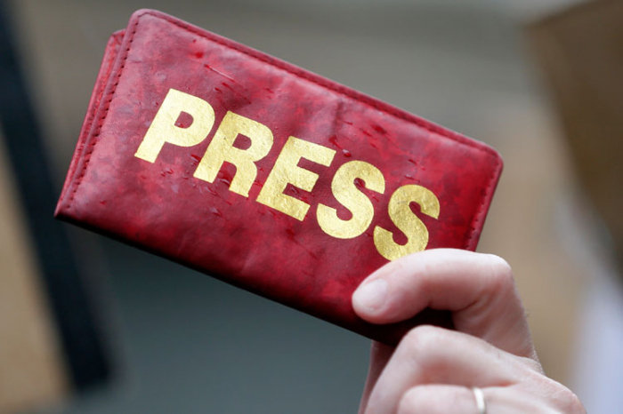 China suspends renewal of press cards for some US journalists