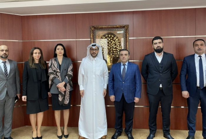 Export markets for Azerbaijani agricultural products are being explored in Qatar