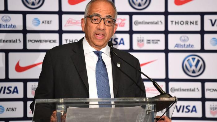 Discriminations sexistes: démission du président de la fédération américaine de football des États-Unis