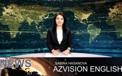 أخبار الفيديو باللغة الإنجليزية لAzVision.az -  فيديو (17.03.2020)
