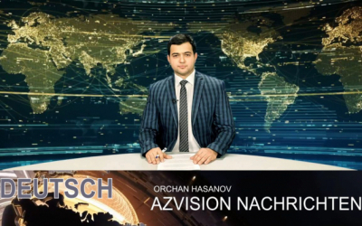 أخبار الفيديو باللغة الالمانية لAzVision.az-  فيديو(17.03.2020)