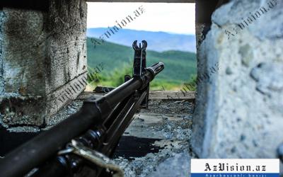 القوات المسلحة الارمنية تخترقوقف اطلاق النار مرة أخرى