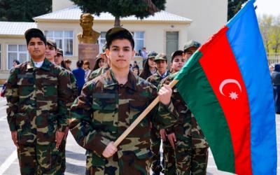 تمديد مدة التجنيد في اذربيجان