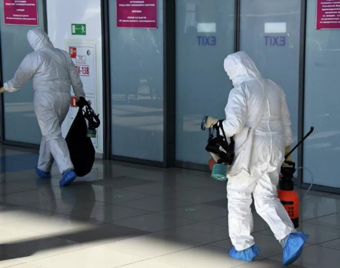 Coronavirus cases in Russia rise to 367
