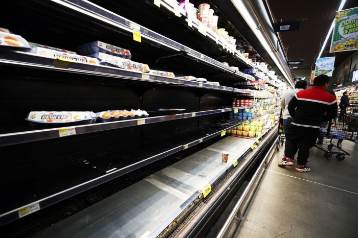 How to shop safely during the Coronavirus Pandemic