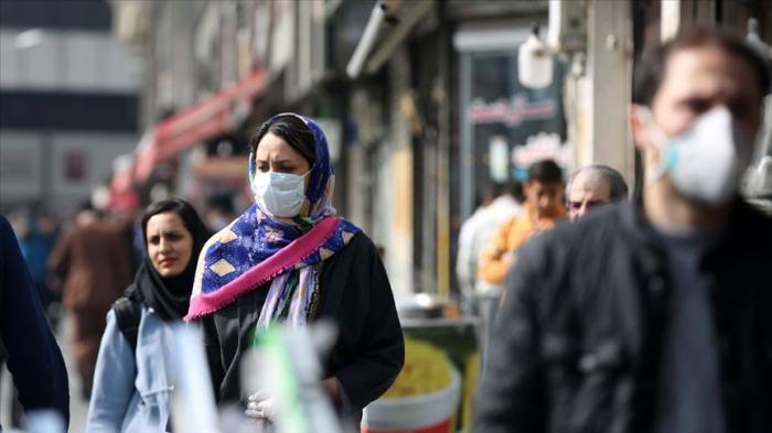 İranda koronavirus qurbanlarının sayı artır