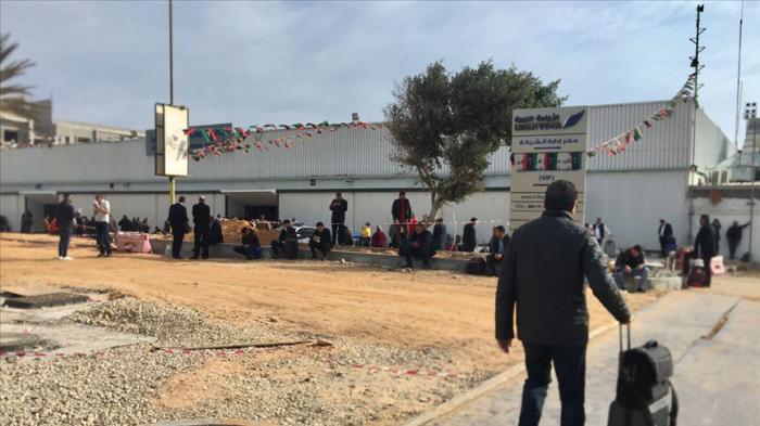 Haftar əmr verdi, Tripoli raketlə vuruldu