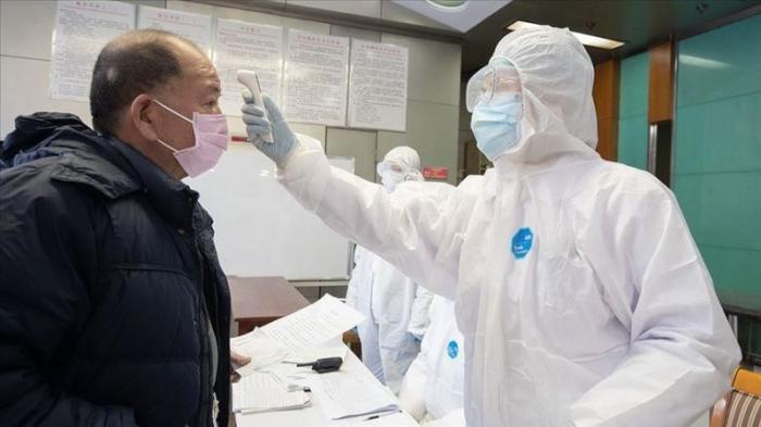 bir gündə 1426 nəfər koronavirusdan ölüb