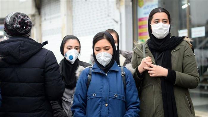 İranda virusa yoluxanların sayı 35 mini ötüb