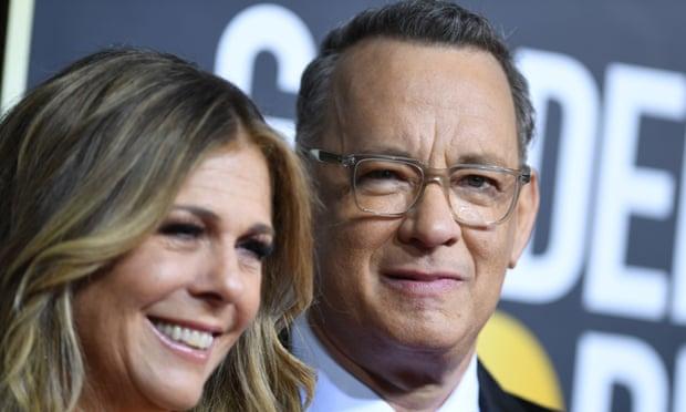 Tom Hanks and wife Rita Wilson test positive for coronavirus at hospital in Australia