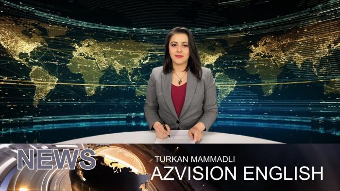 AzVision News:                         İngiliscə günün əsas xəbərləri                          (03 mart)                         -                         VİDEO