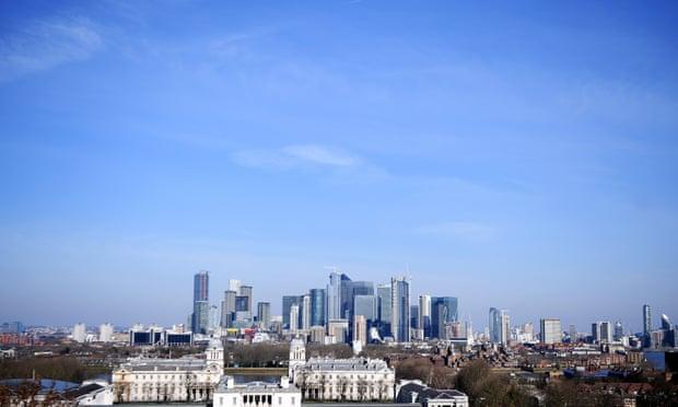 Coronavirus UK lockdown causes big drop in air pollution