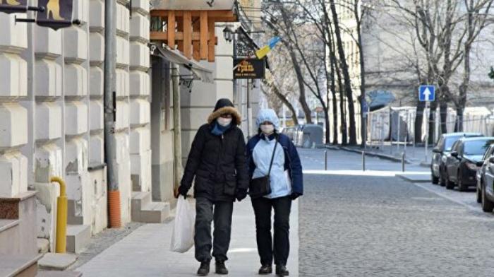 Ukraynada virusa yoluxanların sayı 549-a çatdı