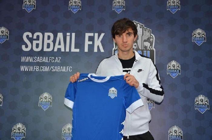 Azərbaycanlı futbolçu Latviya klubunda
