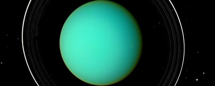 The Atmosphere of Uranus is literally leaking gas into space