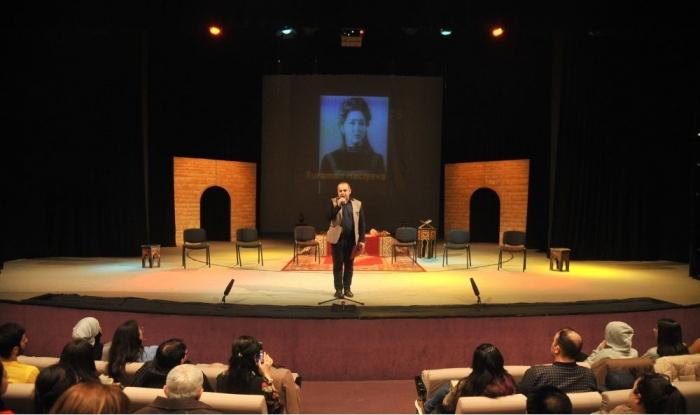Xalq artisti Xuraman Hacıyevanın xatirəsi anılıb