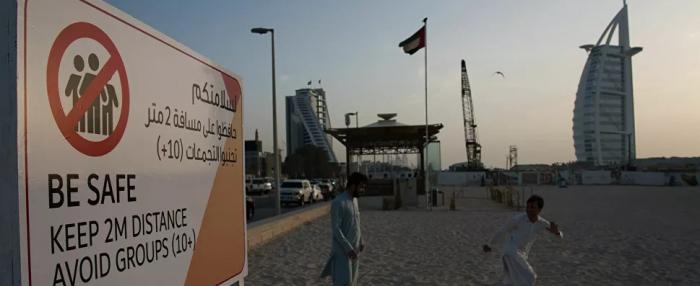 قرار جديد من دبي لمكافحة تفشي فيروس كورونا