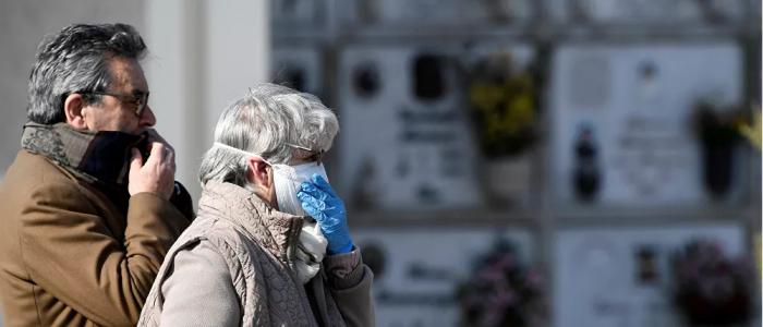 إيطاليا: تسجيل 636 وفاة ونحو ألفي إصابة خلال 24 ساعة