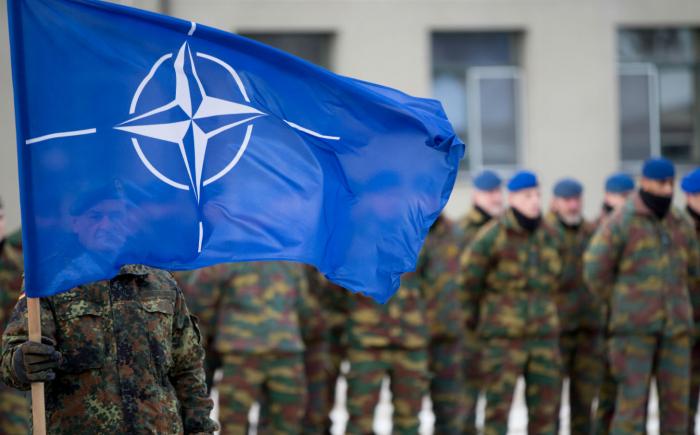 NATO-dan ermənilərə