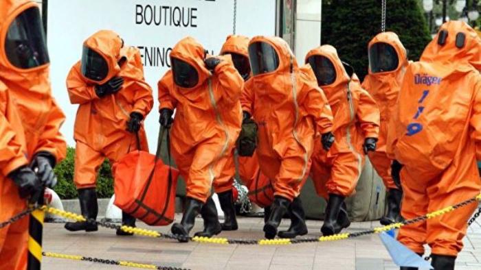Cənubi Koreyada virusa yoluxanlar yenə artdı