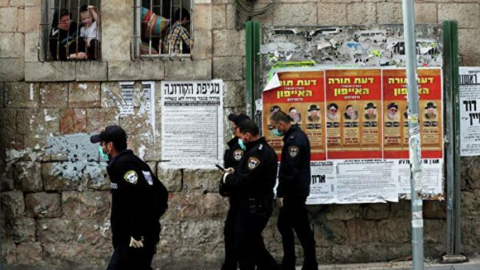 İsraildə 7589 nəfər koronavirusa yoluxub - 42 ölü