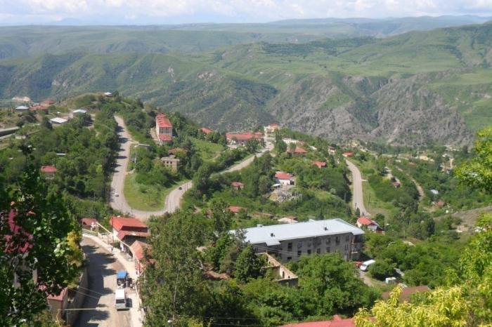 La comunidad azerbaiyana de la región de Nagorno-Karabaj emite comunicado
